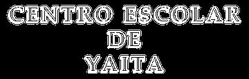 CENTORO ESCOLAR DE YAITA