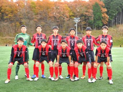 選手の感想を掲載しました!DF長江,GK藤井が日本高校サッカー選抜候補メンバーに選出