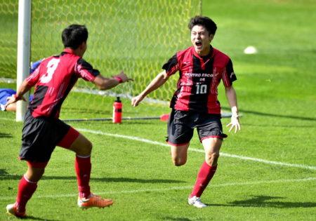 令和元年度栃木県高等学校サッカー新人大会 準々決勝 vs白鴎足利高校
