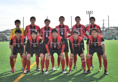 DF長江が日本高校サッカー選抜に選出!コメント掲載