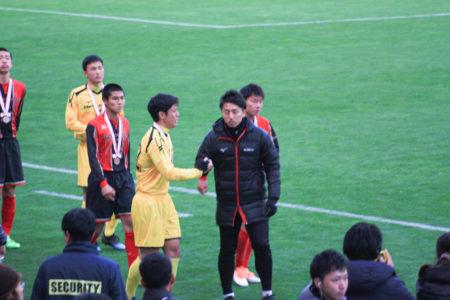 令和元年度栃木県高等学校サッカー新人大会 準決勝 vs栃木高校