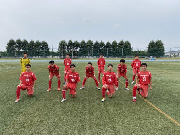県2部リーグ vs佐野東