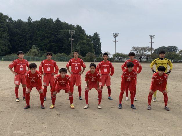 県3部リーグ vs黒磯南高校