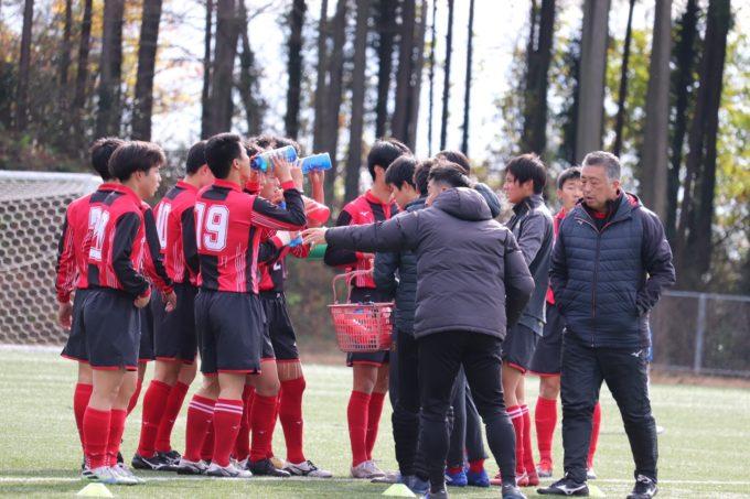 【試合直後のコメント】第99回全国高校サッカー選手権 全国大会 3回戦
