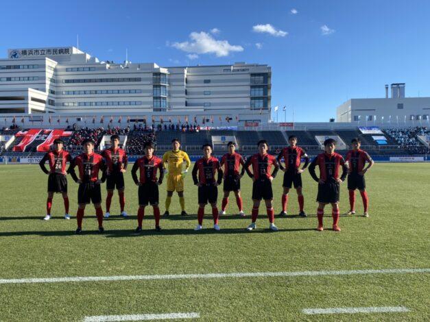 矢板中央からDF新倉,GK藤井,MF大畑が大会優秀選手に選出されました!第99回全国高校サッカー選手権大会