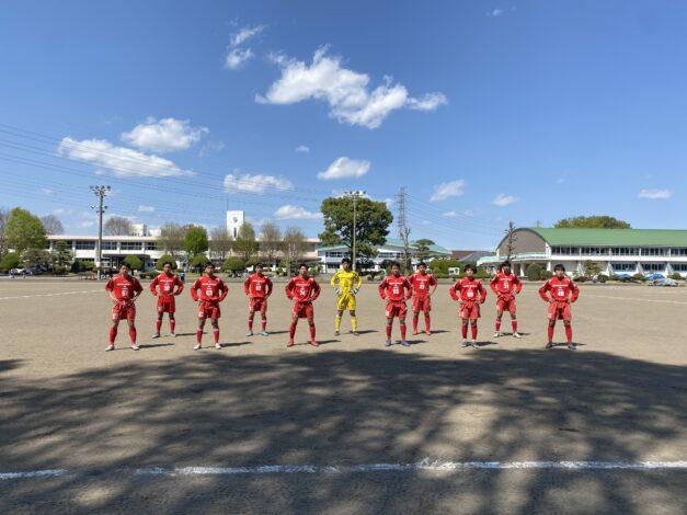 県2部リーグ vs小山高校