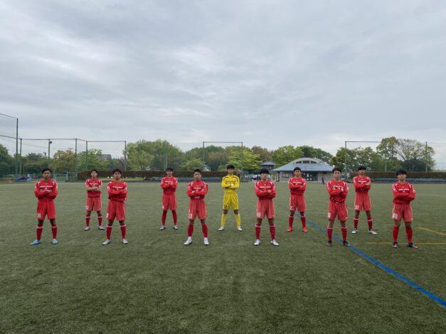 県2部リーグ vs佐野日本大学高校B