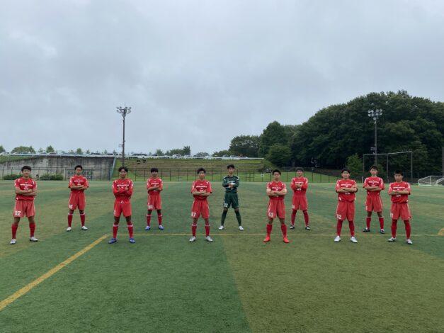 [Third]栃木県リーグ2部2021 vs栃木SCU-18B