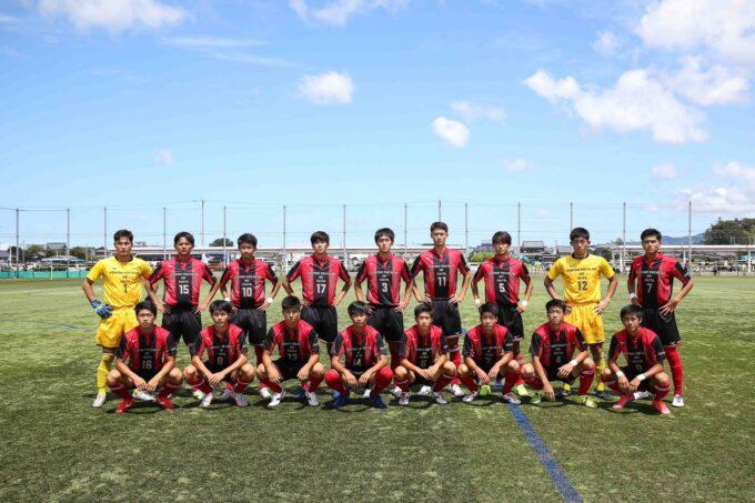 【結果掲載】2021年度 全国高校総体(インターハイ) 2回戦 vs岡山学芸館